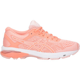 asics GT-1000 6 Shoes Women Seashell Pink/Begonia Pink/White